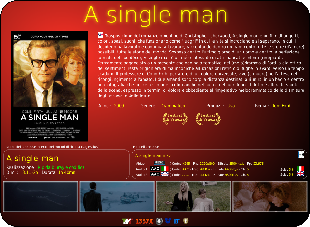 a single man torrent